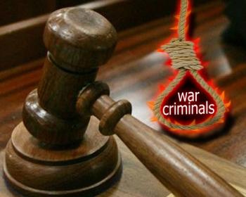 war criminals punishment, hang