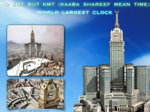 KMT (Ka'ba shareef Mean Time)