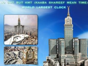 KMT (Ka'ba shareef Mean Time)